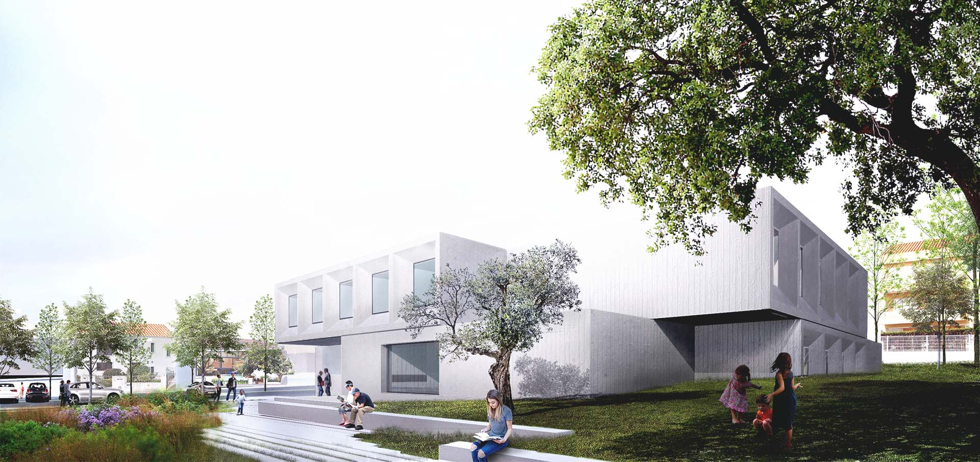 Loures healthcenter Santa Iria Azoia centro saude Portugal