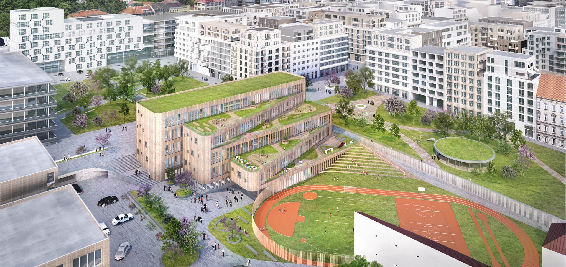 Prague Smichov School