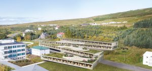 sastudio Tiago Sá architecture iceland senior center husavik award mention arquitetura
