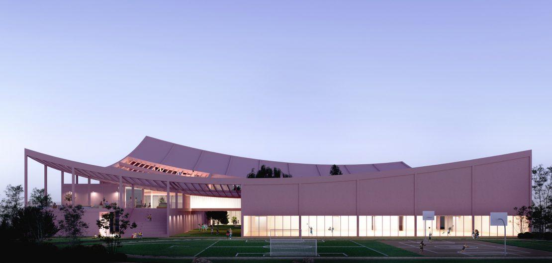sastudio Tiago Sá architecture prague school award mention arquitetura